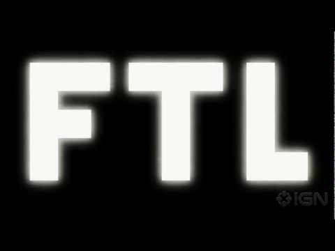 FTL: Faster Than Light Trailer