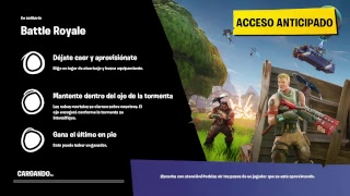 Fortnite || A manquear