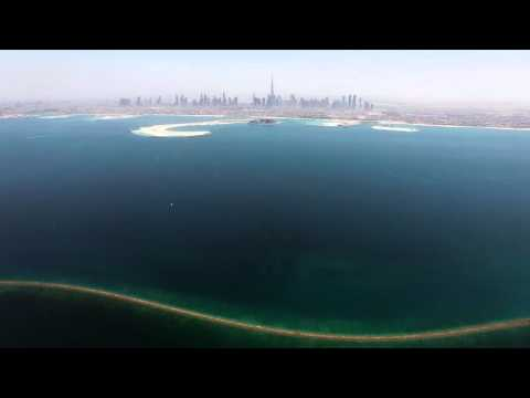 World Island Dubai – Fly high above Dubai – Phantom 3 / 4K UHD