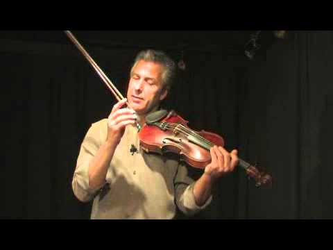 How to Teach Yourself to Play a Violin - YouTube