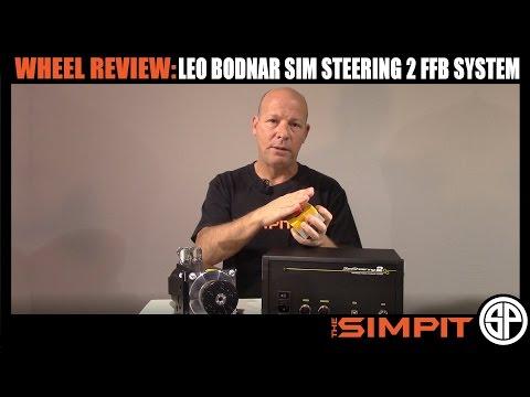 Leo Bodnar Sim Steering 2 Force Feedback System Review