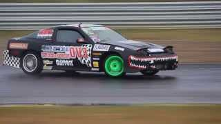 Nissan 200sx Turbo Drifting Heavy pop off sound - The Monster