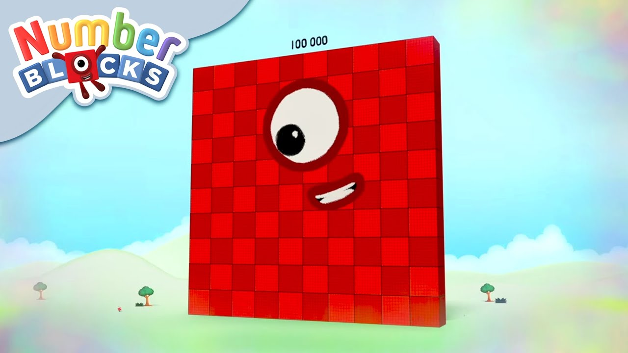 Download @Numberblocks - Who is the Toughest Block?   Maths Challenge   Learn to Count