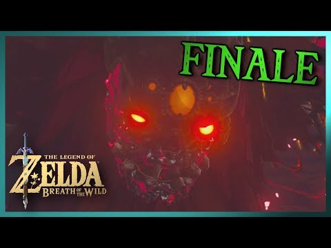 'Everything Ends' - Legend of Zelda: Breath of the Wild [FINALE]