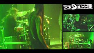 Amon Amarth - Live without Regrets - Fredrik Andersson - The Regency Ballroom April 22, 2011