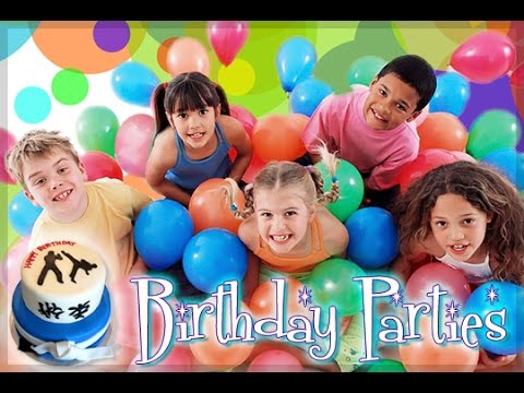 Samurai Karate Studio Offers Amazing Birthday Parties In Columbia South Carolina