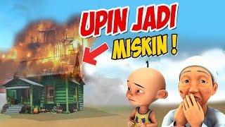Gambar cover Upin ipin Jatuh Miskin ,Opah Sedih ! GTA Lucu