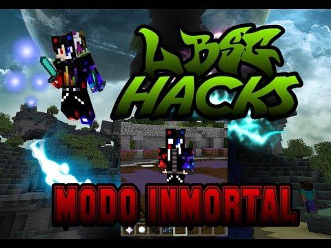Hacks (MODO DIOS) God mode/MCPE 1.1.3/1.0.X