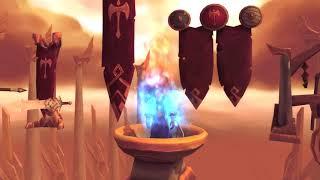 Return of the Wizard, World of Warcraft Legion Exploration