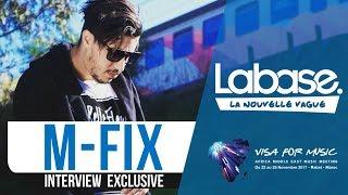 M-Fix | Interview Exclusive 2018