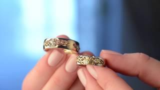 Эксклюзивные обручальные кольца(, 2017-04-15T07:09:30.000Z)