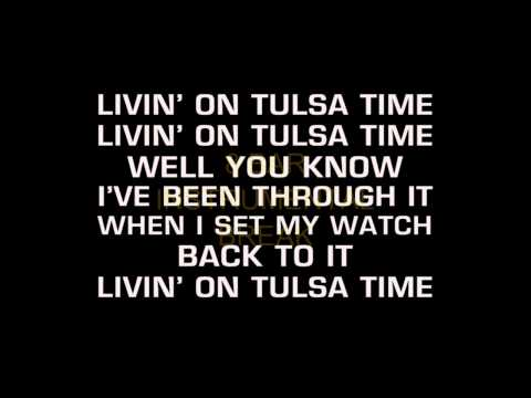 Don Williams - Tulsa Time (Karaoke)