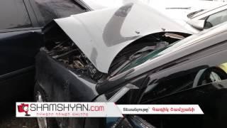 Խոշոր ու շղթայական ավտովթար Գյումրիում  բախվել են 2 Mercedes և Opel