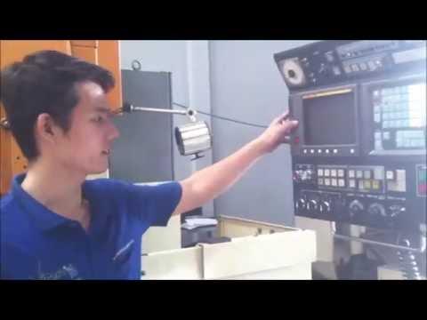 video hướng dẫn vận hành may phay cnc 3 trục