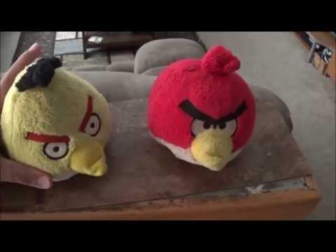 Angry Birds Plush: Last Day of School