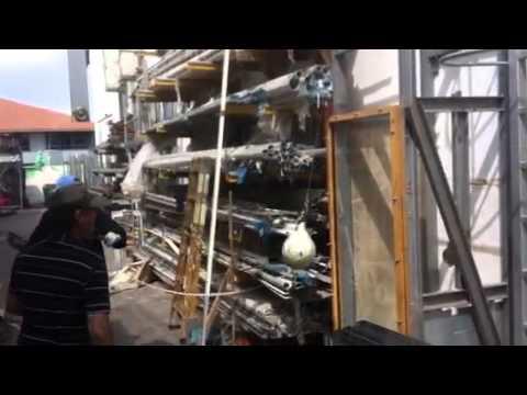 Blinds Glass and Aluminium Ltd. Glass Impact test