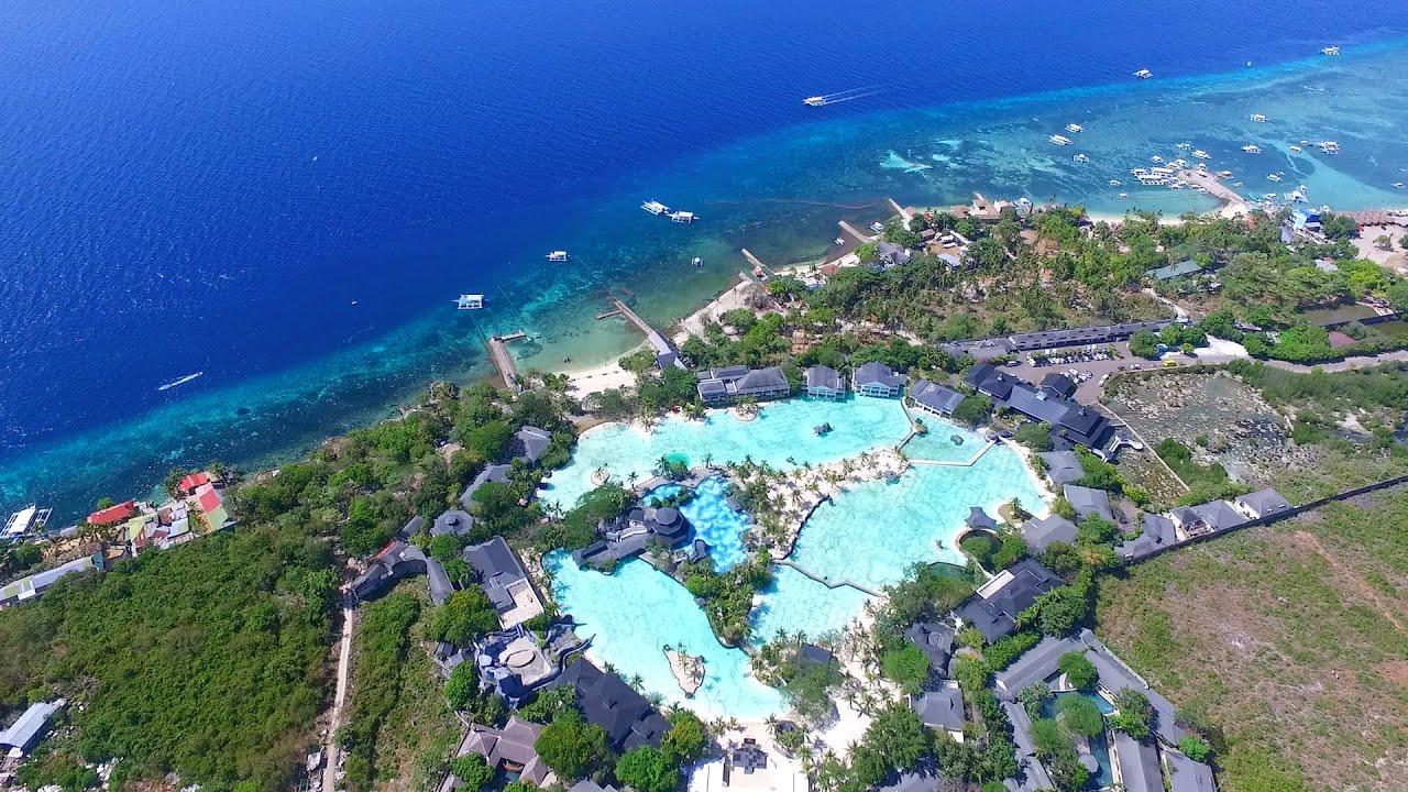 Dji Phantom 3 Drone >> Cebu Plantation Bay Resort by Drone - YouTube