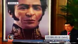 reportajes t13   los brujos de hugo chavez