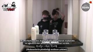 BTS  'Saklambaç'  V,Jimin,Jungkook (Türkçe Altyazılı) #1