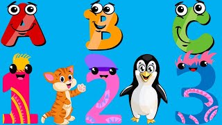 A B C Song Nursery Rhymes- ST SPECIAL KIDS SUPER TV