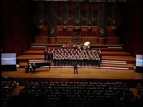 Tell Me Where is Fancy Bred (Matthew Harris) - National Taiwan University Chorus