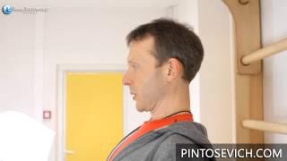 Упражнения для шеи от Вячеслава Смирнова.