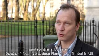 Adevarul despre romanii din UK
