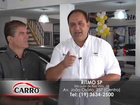 NOVIDADES EM AUTOMÓVEIS NA RITMO-SP CHEVROLET