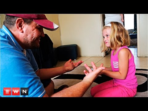 Without sight & sound: A family overcoming disability
