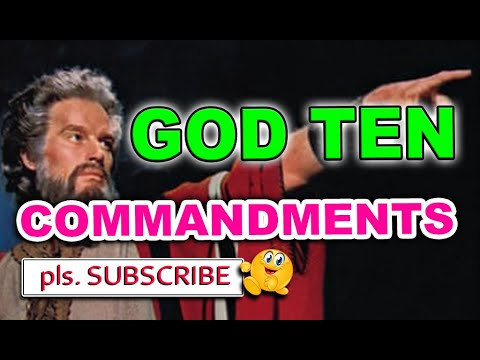God Talk To Moses Youtube