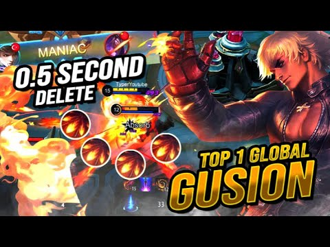 Download TOP 1 GLOBAL GUSION TYPER /  FAST HAND WITH SMOOTH COMBO / I M BEST GUSION!