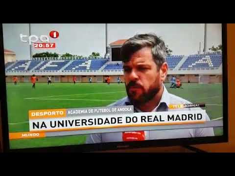 AFA Angola en la Universidad Real Madrid