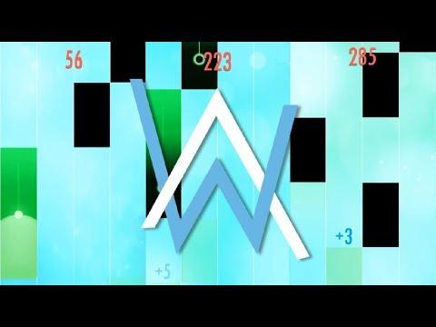 Alan Walker - Faded - Piano Tiles 2
