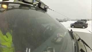 Зима 2012 или как эвакуировать машину в Раменском(Работа клуба