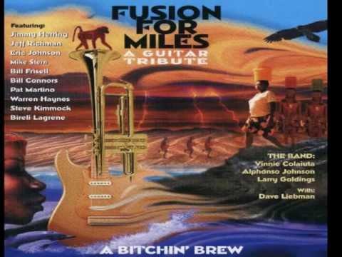 FUSION FOR MILES  SPLATCH feat Jeff Richman, Alphonso Johnson, Vinnie Colaiuta