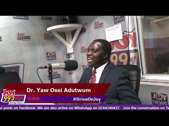#PersonalityProfile - #DriveOnJoy on Joy FM (13-12-18)