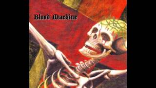 "Blood Machine ""Blood Stained Cross"""