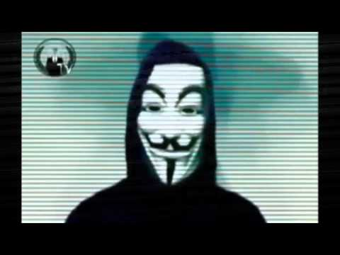 Anonymous - Message To UK Citizens