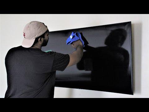Right Way To Clean A Flatscreen TV