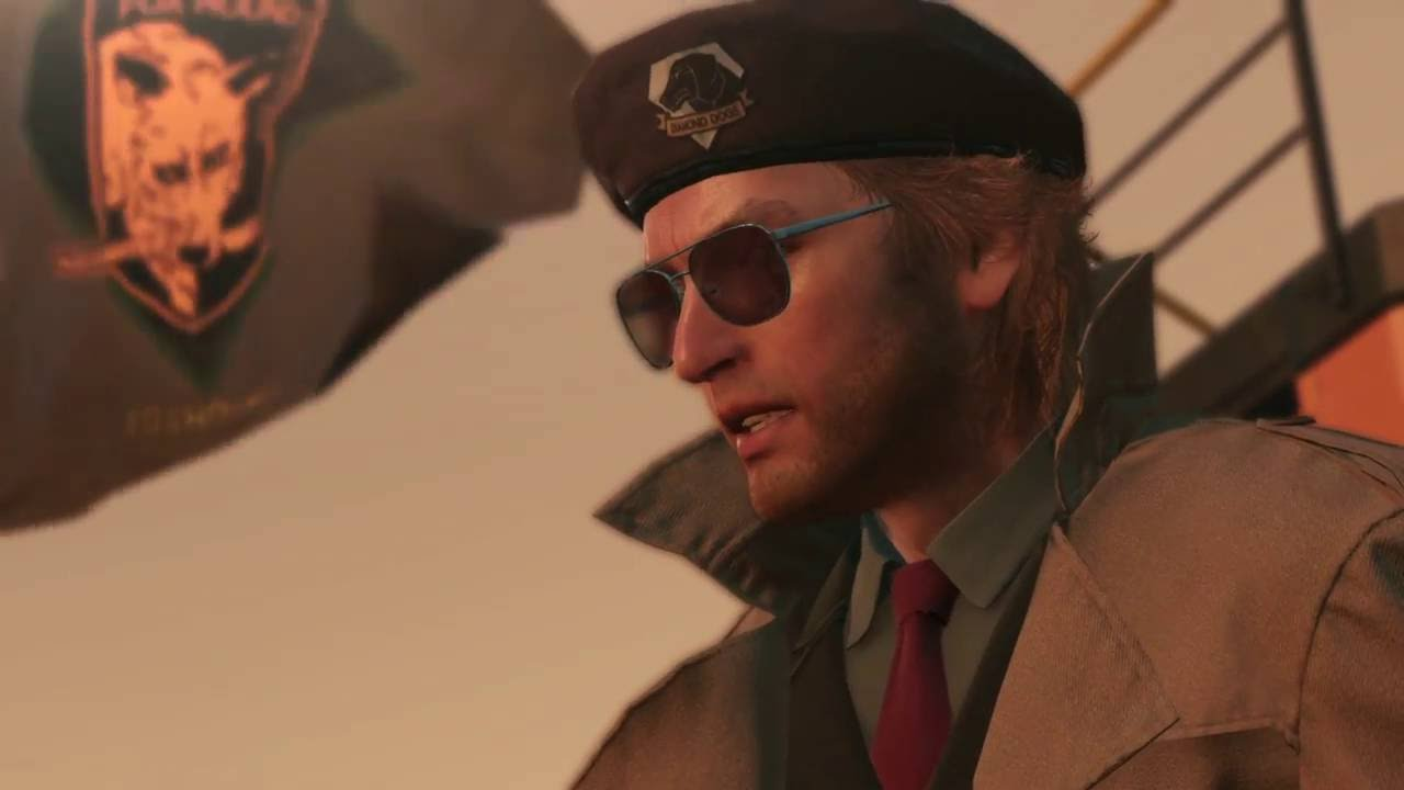 Metal Gear Solid V The Phantom Pain Kazuhira Miller S Speech To Diamond Dogs Youtube A recurring character in the metal gear series, usually providing support, advice, and intel. metal gear solid v the phantom pain kazuhira miller s speech to diamond dogs