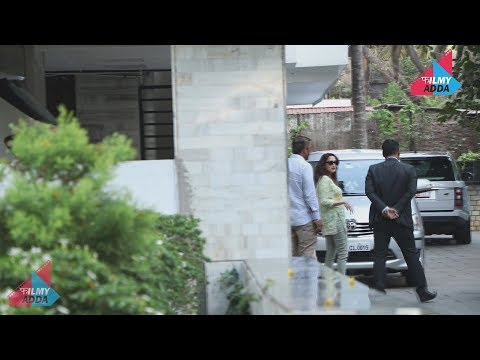 MADHURI DIXIT  - TRAIL DRIVE WITH RANGE ROVER.