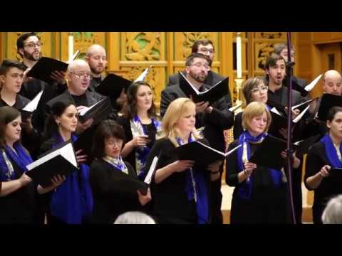 Cleveland Chamber Choir -  Shenadoah arr. James Erb