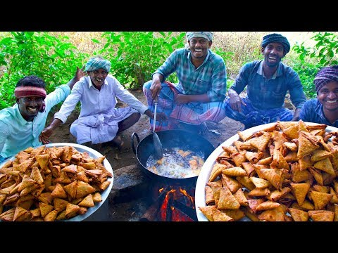 SAMOSA | Street Samosa Recipe | Healthy South Indian Potato