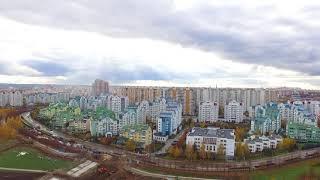 "PHANTOM 3 "" Ландшафтный парк митино "" 21.10.2017"