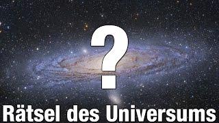 Die 10 größten Rätsel unseres Universums