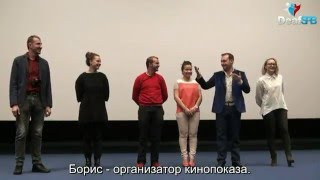 """Фильм """"Суицид"""" в C-Петербурге (DeafSPB)"""