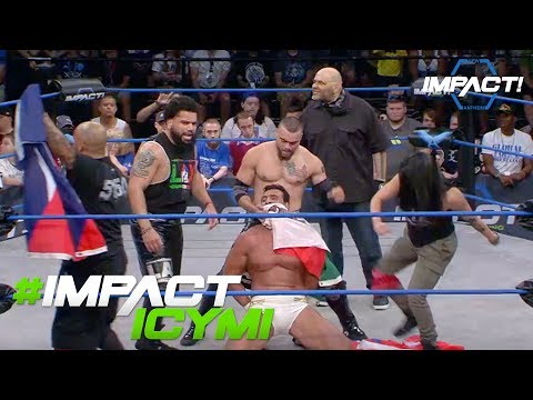 The Conclusion to IMPACT w/ LAX and Alberto El Patron | #IMPACTICYMI July 27th, 2017