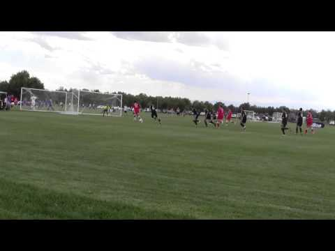 Marcus Valles scores a Goal at Nationals in Denver 2013