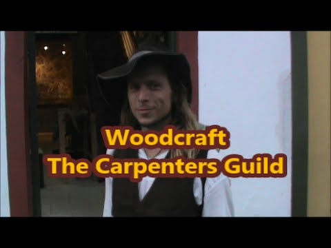 Woodcraft - The Carpenters Guild From Germany