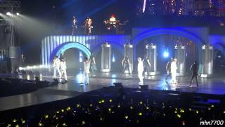 [HD fancam] 121214 Big Bang/GD - opening vcr + Tonight + Hands Up @ Wembley Arena, London
